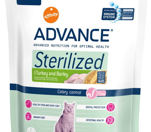 Advance Cat Sterilized