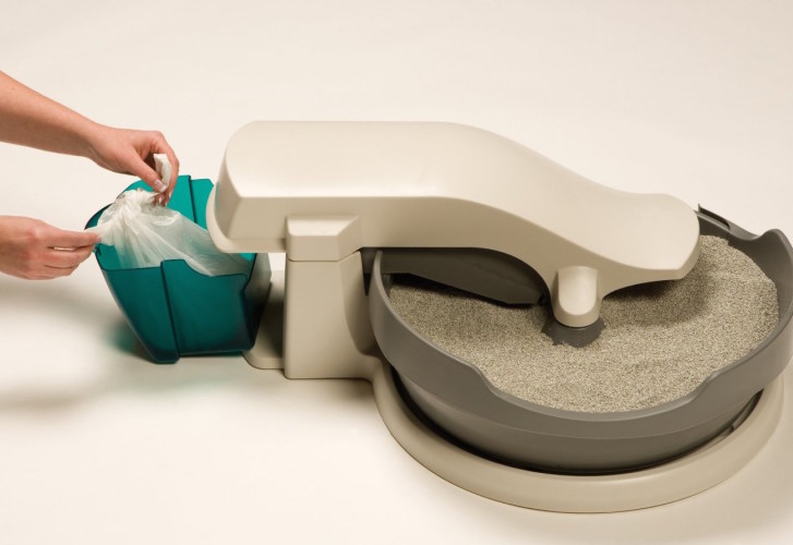 Туалет Cat Litter Box